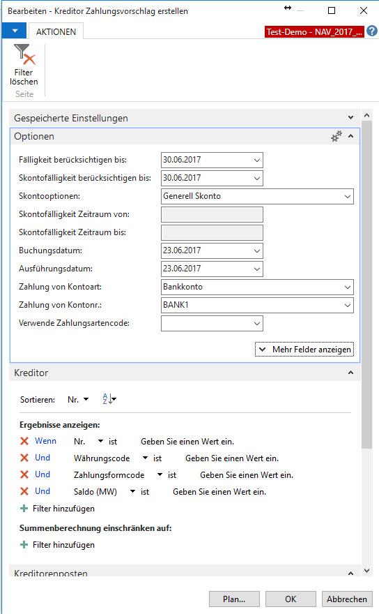 SEPA-Dateien aus OPplus mit windata professional 8 erfolgreich ...